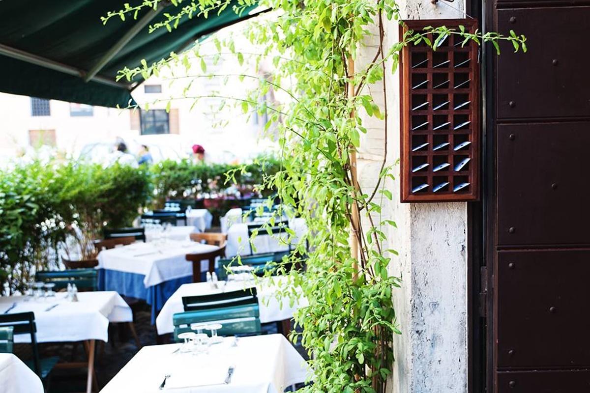 Ristoranti Roma - Il ristorante Fiammetta situato in Via dei Coronari è uno dei ristoranti dove mangiare a roma