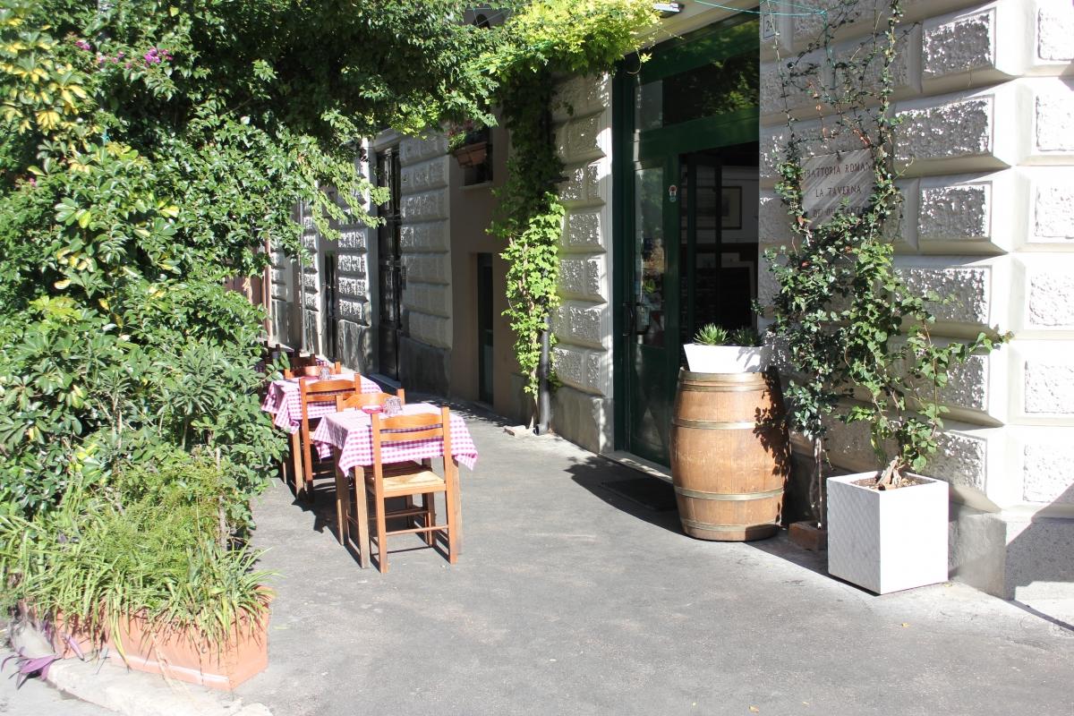 Dove mangiare a Roma - Taverna dei Quaranta è il miglior ristorante dove mangiare vicino al Colosseo, uno dei punti più suggestivi della città eterna